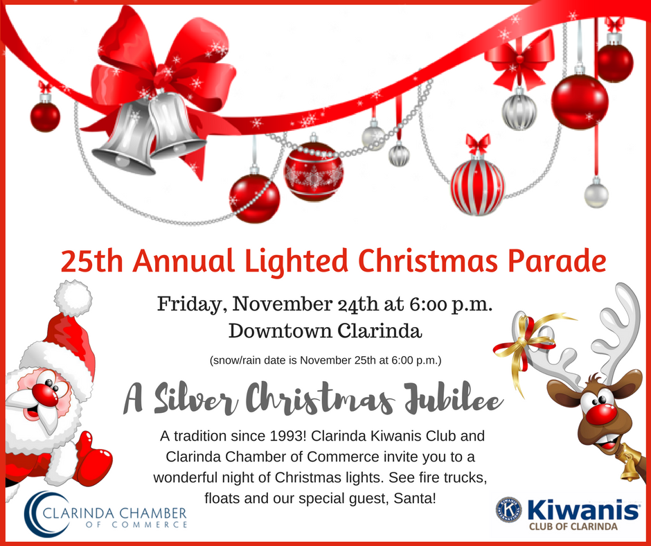 2017 Lighted Christmas Parade