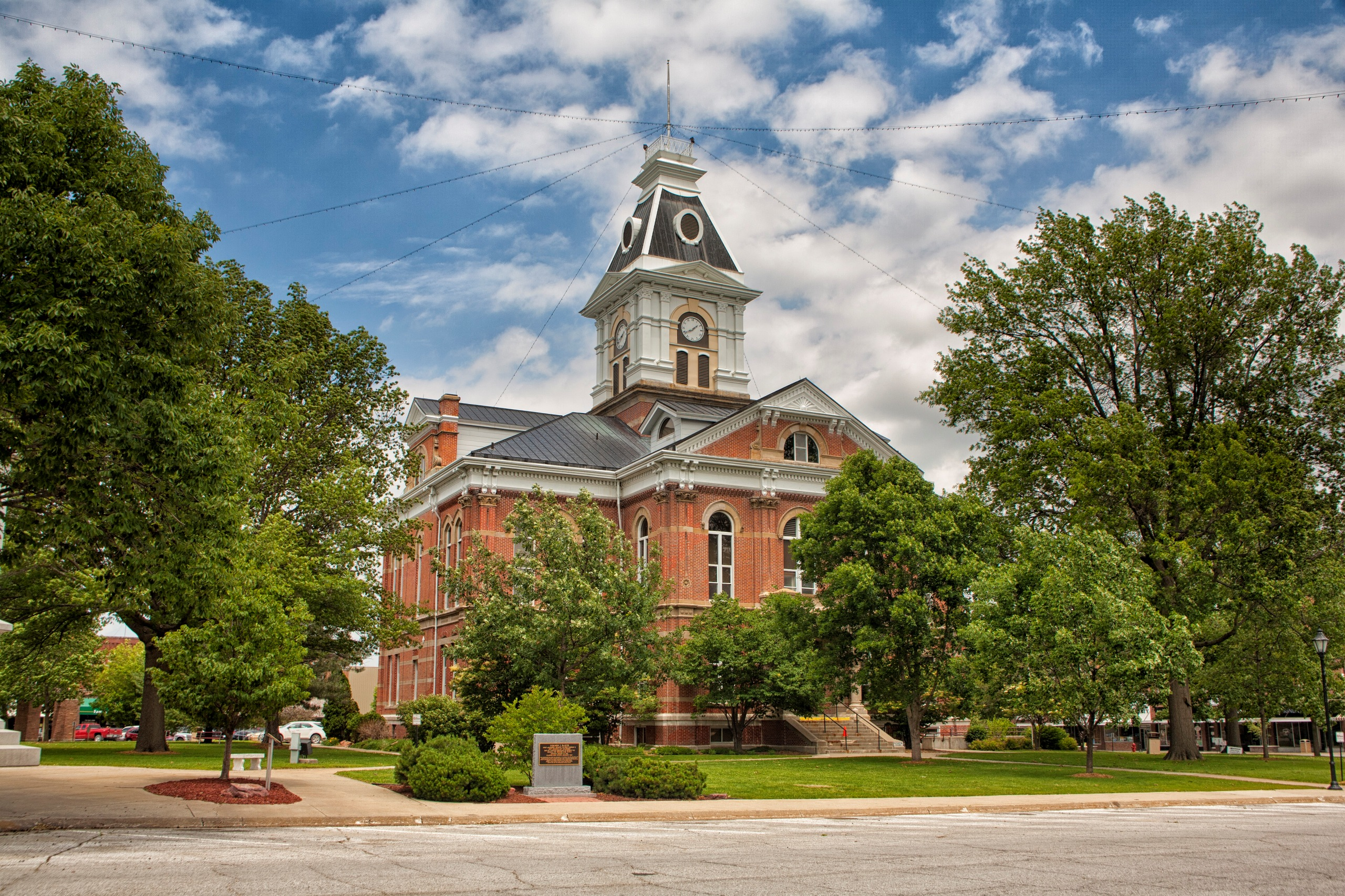 Page County Courthouse